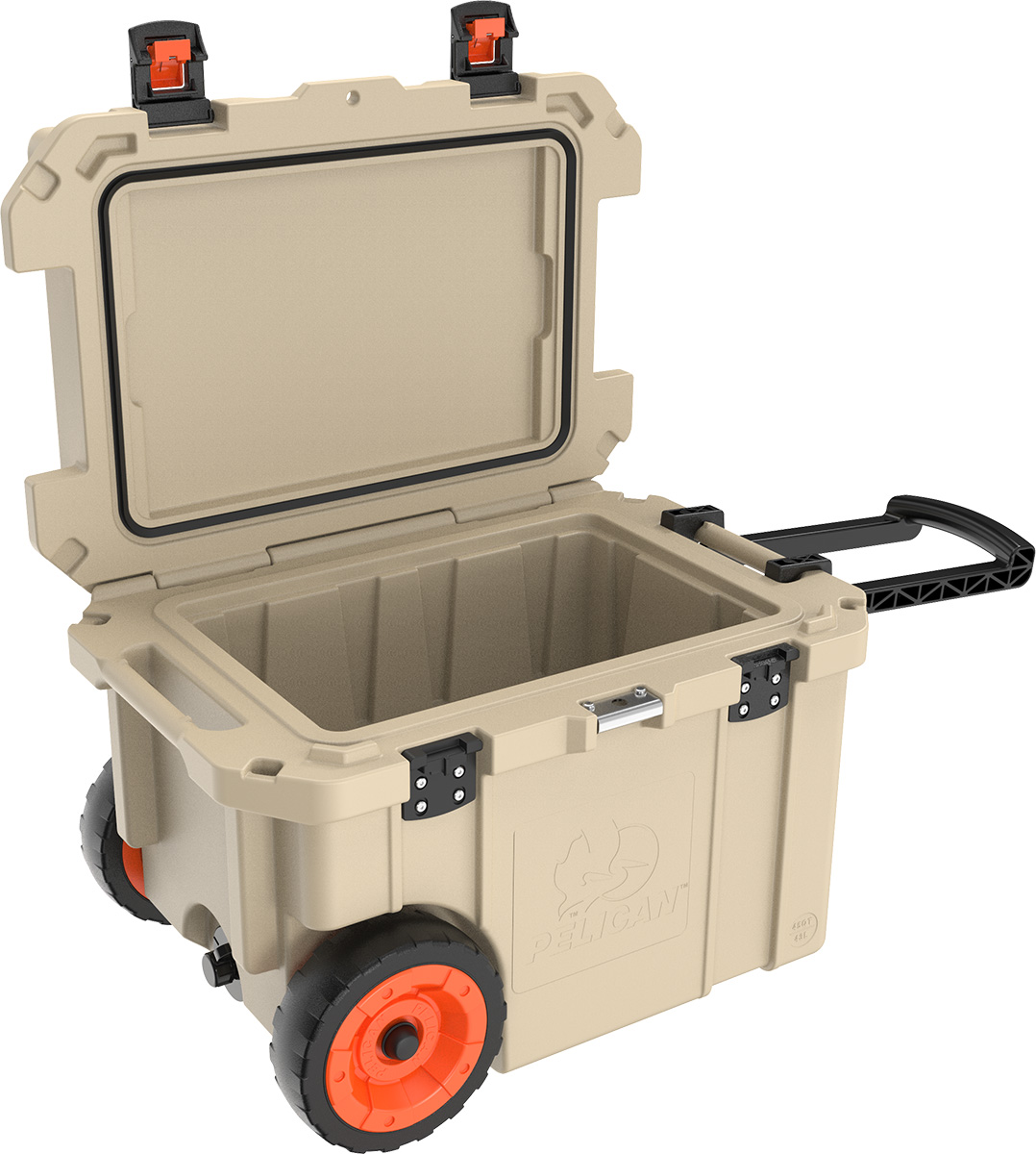 buy pelican 45qw shop outdoor wheeled coolers