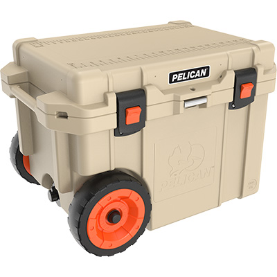 pelican products coolers 45qw cooler wheeled