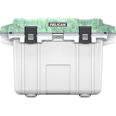 buy pelican 50qt shop realtree fish cooler