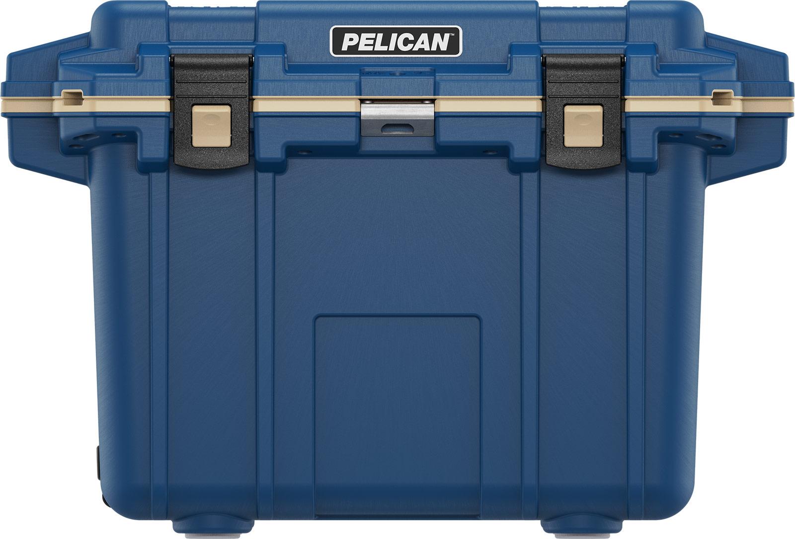 pelican 50qt blue overland coolers 50 quart cooler
