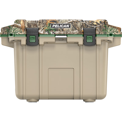 shop pelican 50qt buy real tree cooler