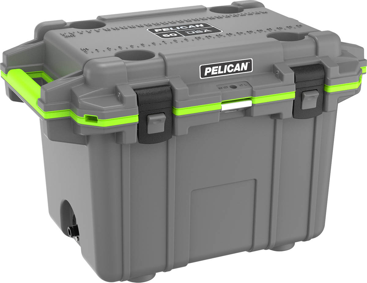 shopping pelican 50qt buy super cooler od green