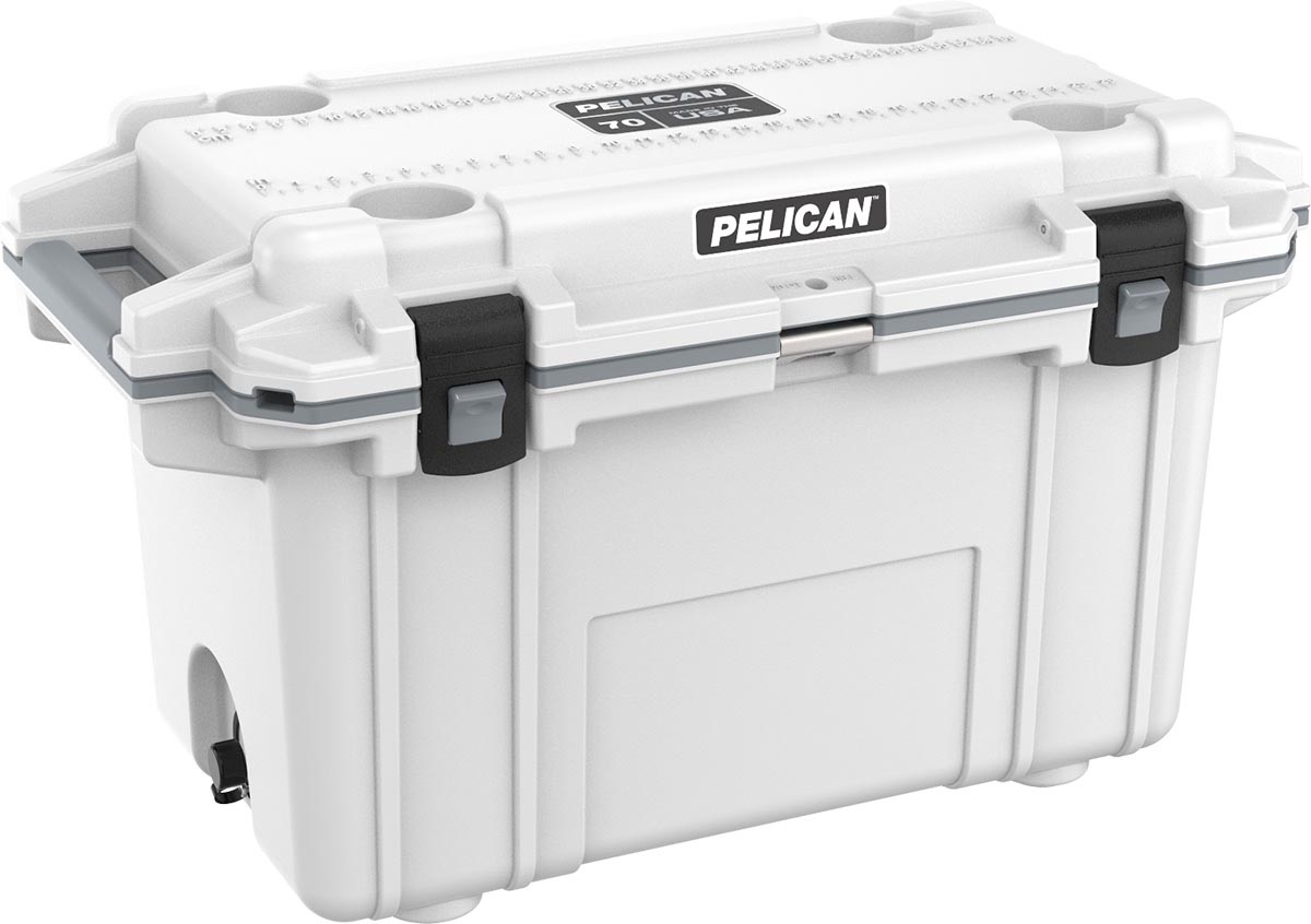 buy pelican 70qt shop 70 quart marine boat cooler