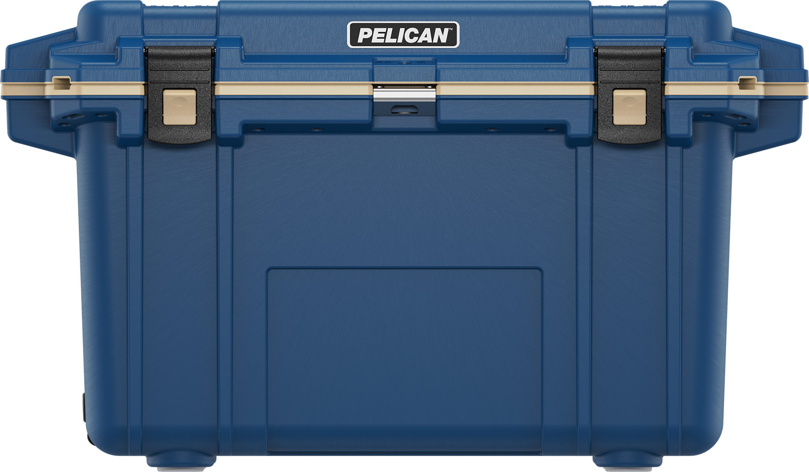 pelican 70qt blue cooler overland coolers