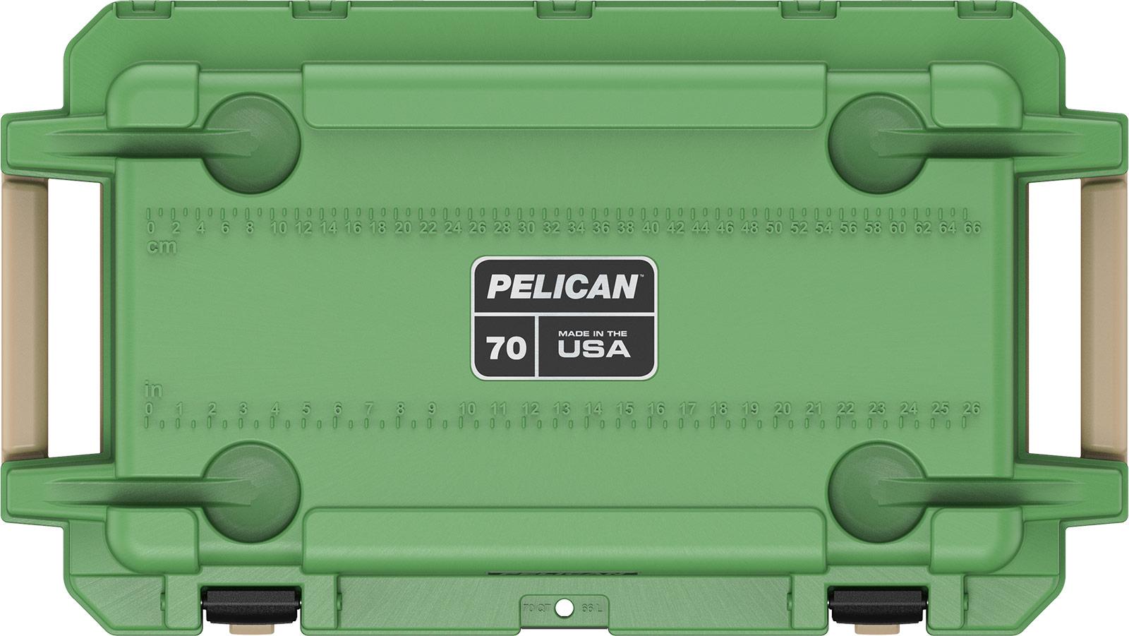 pelican 70qt coolers overlanding cooler