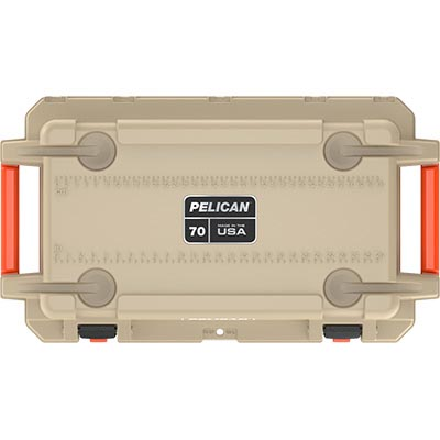 shop pelican 70qt buy made in usa coolers ice chest