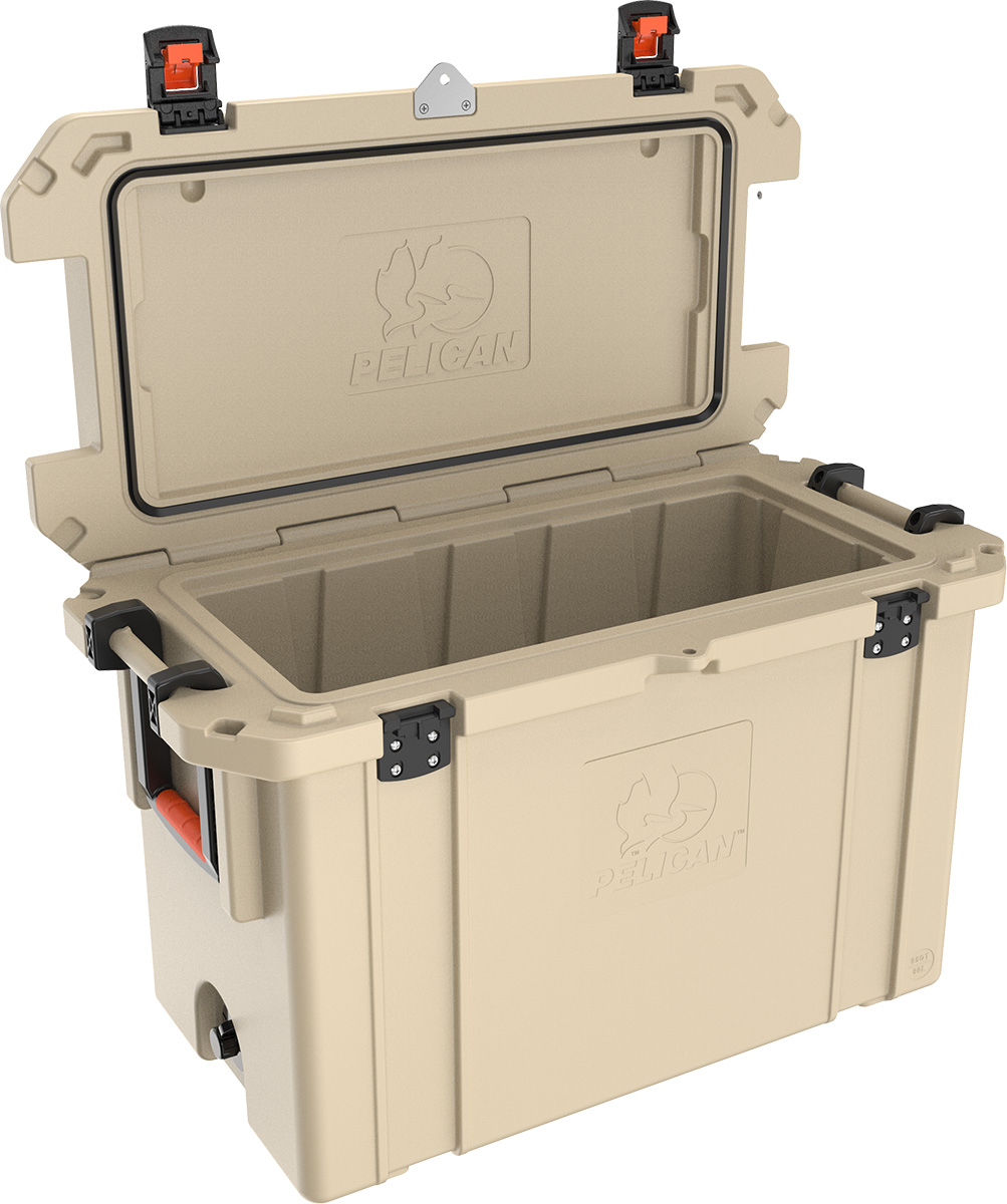 shop pelican 95qt buy camping cooler