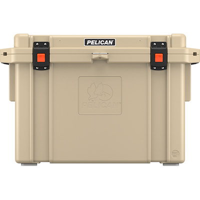 buy pelican 95qt shop tan hunting coolers
