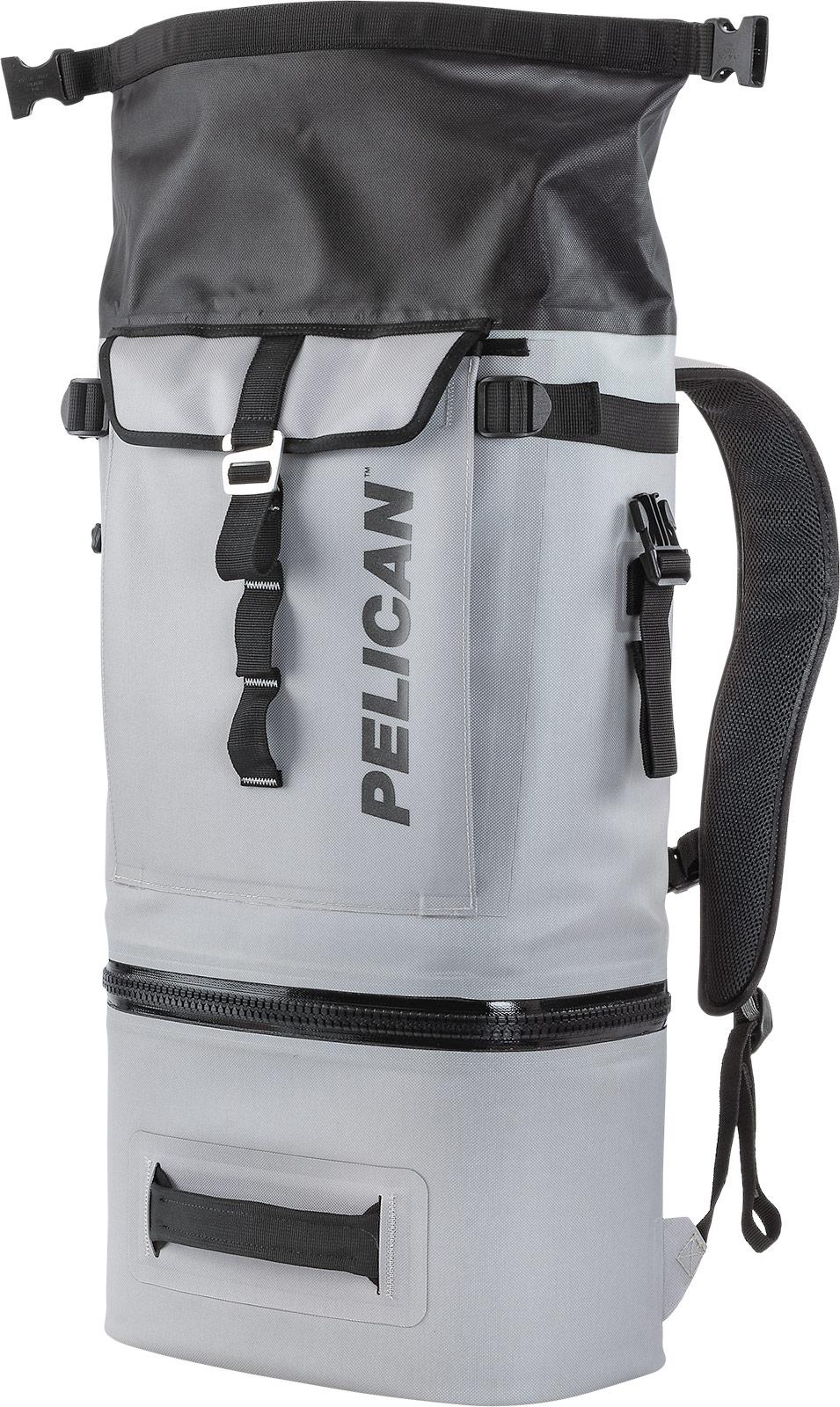 pelican comfortable backpack cooler