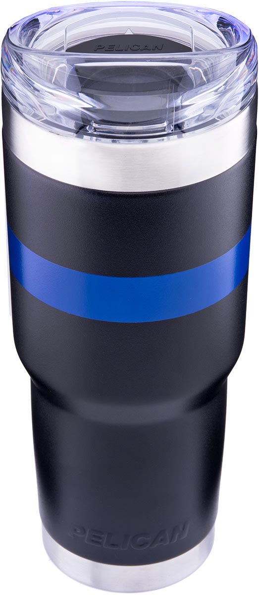 buy pelican tumbler sd32 shop traveler drinkware blue stripe