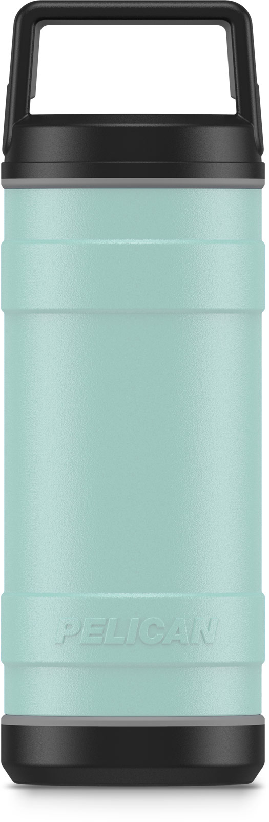 pelican seafoam bottle 18oz travel bottles