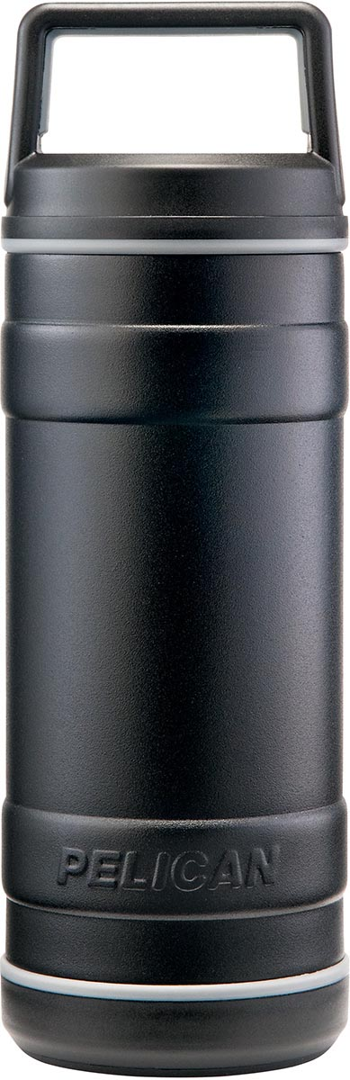 shop pelican 18oz insulated bottle travbo18