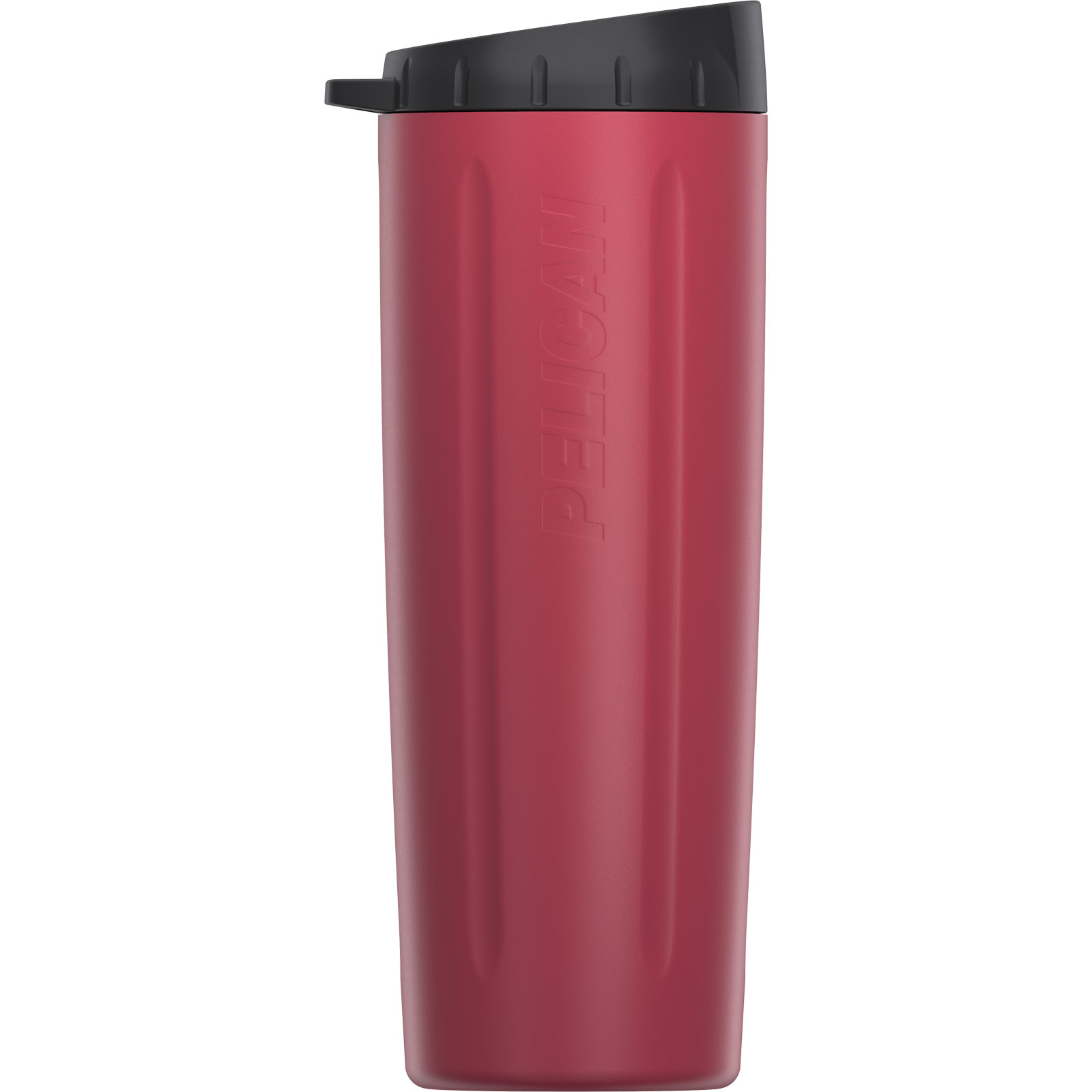 pelican 22oz red leakproof drink tumbler