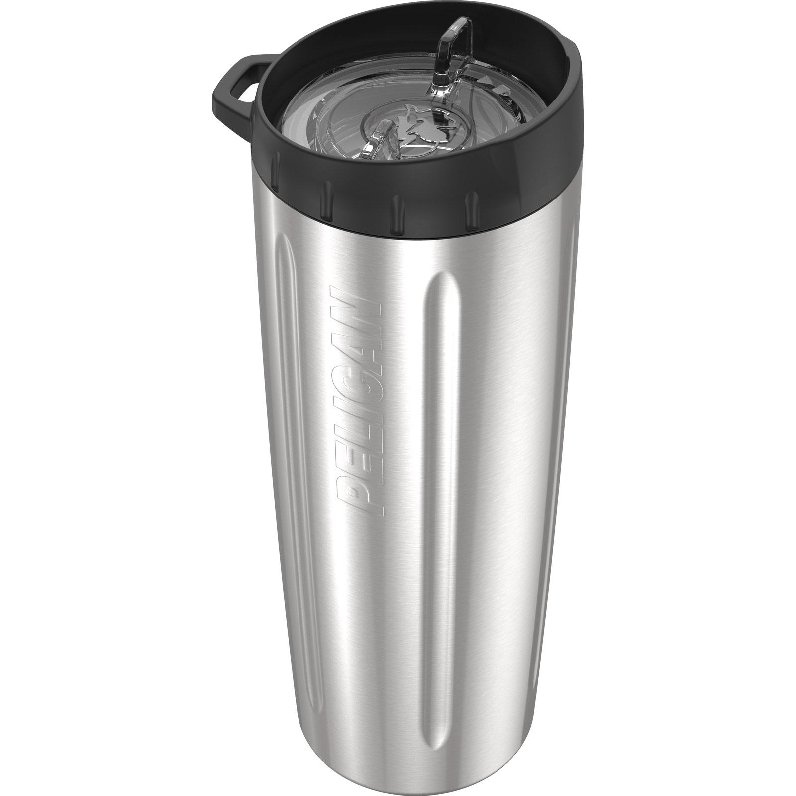 pelican 22oz stainless steel dayventure drink tumbler