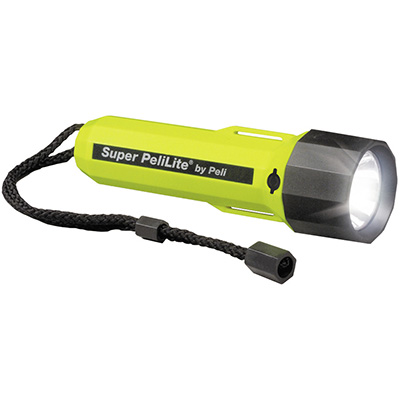 pelican 1800 glow in the dark safety flashlight