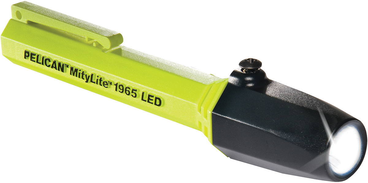 pelican watertight led safety approved light
