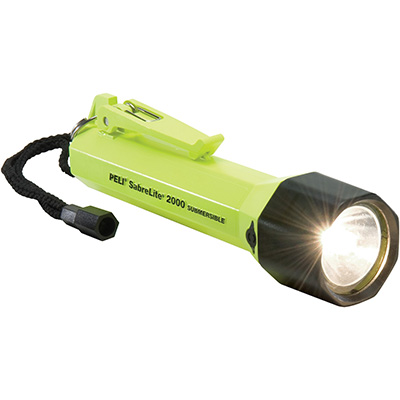 pelican 2000 msha certified safety flashlight