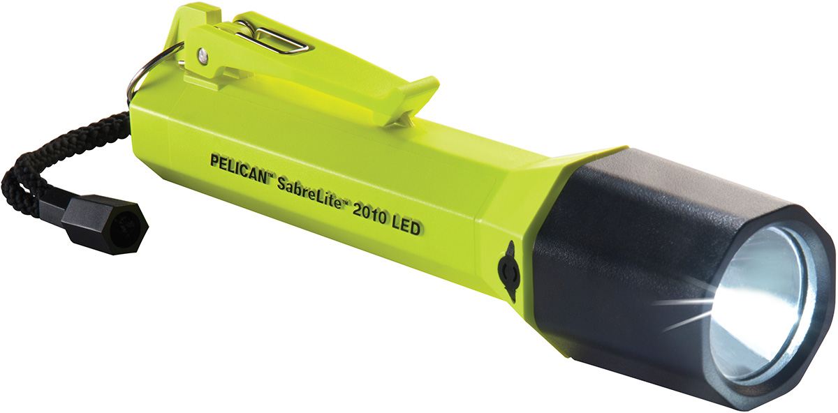 pelican 2010 brightest safety certified flashlight