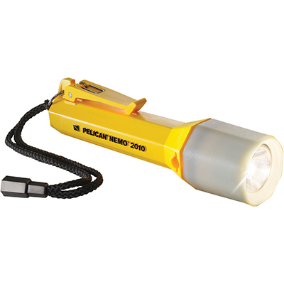 pelican 2010n bright led scuba dive flashlight