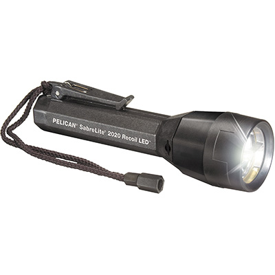 pelican 2020 super bright recoil led class safety light