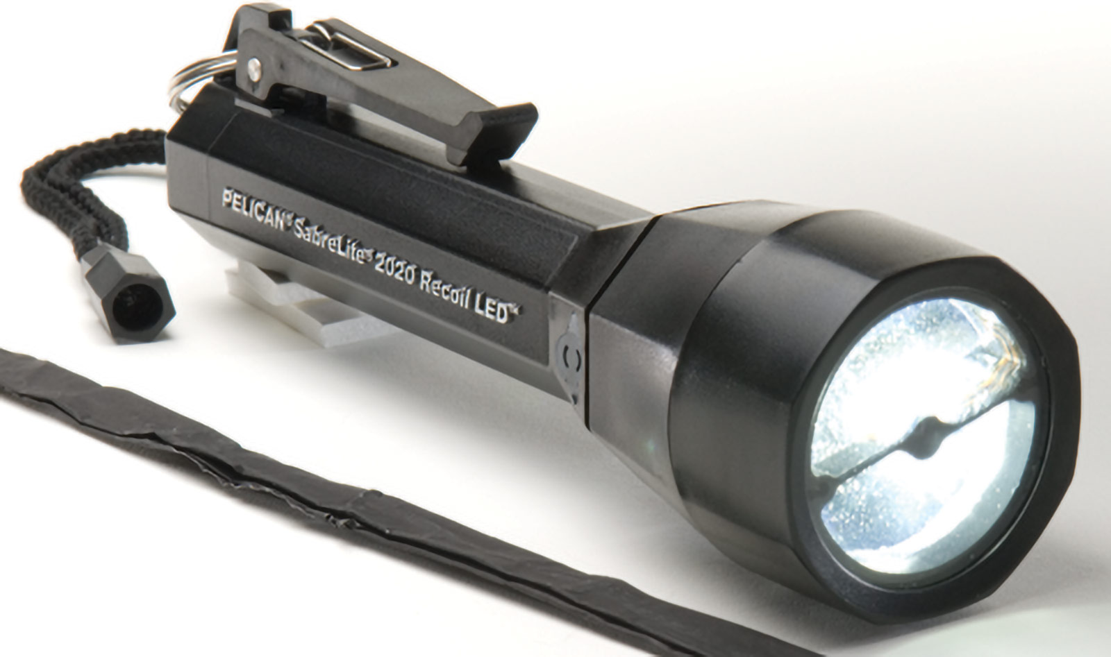 pelican 2020 regulated recoil led flashlight
