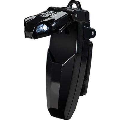 pelican 2220 vb3 black clip light