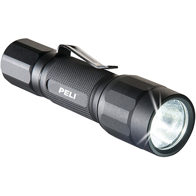 peli 2350 led tactical gun weapon torch