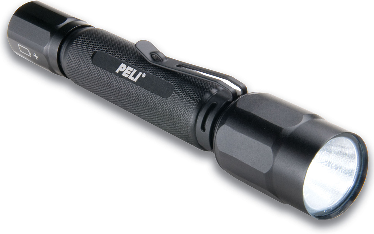 peli 2360 super bright led tactical torch