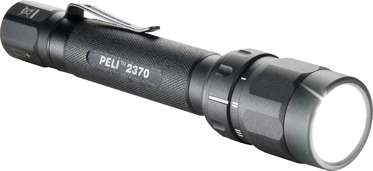 peli 2370 super bright led tactical torch