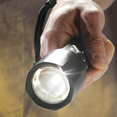 pelican 2410 safety approved rated flash light