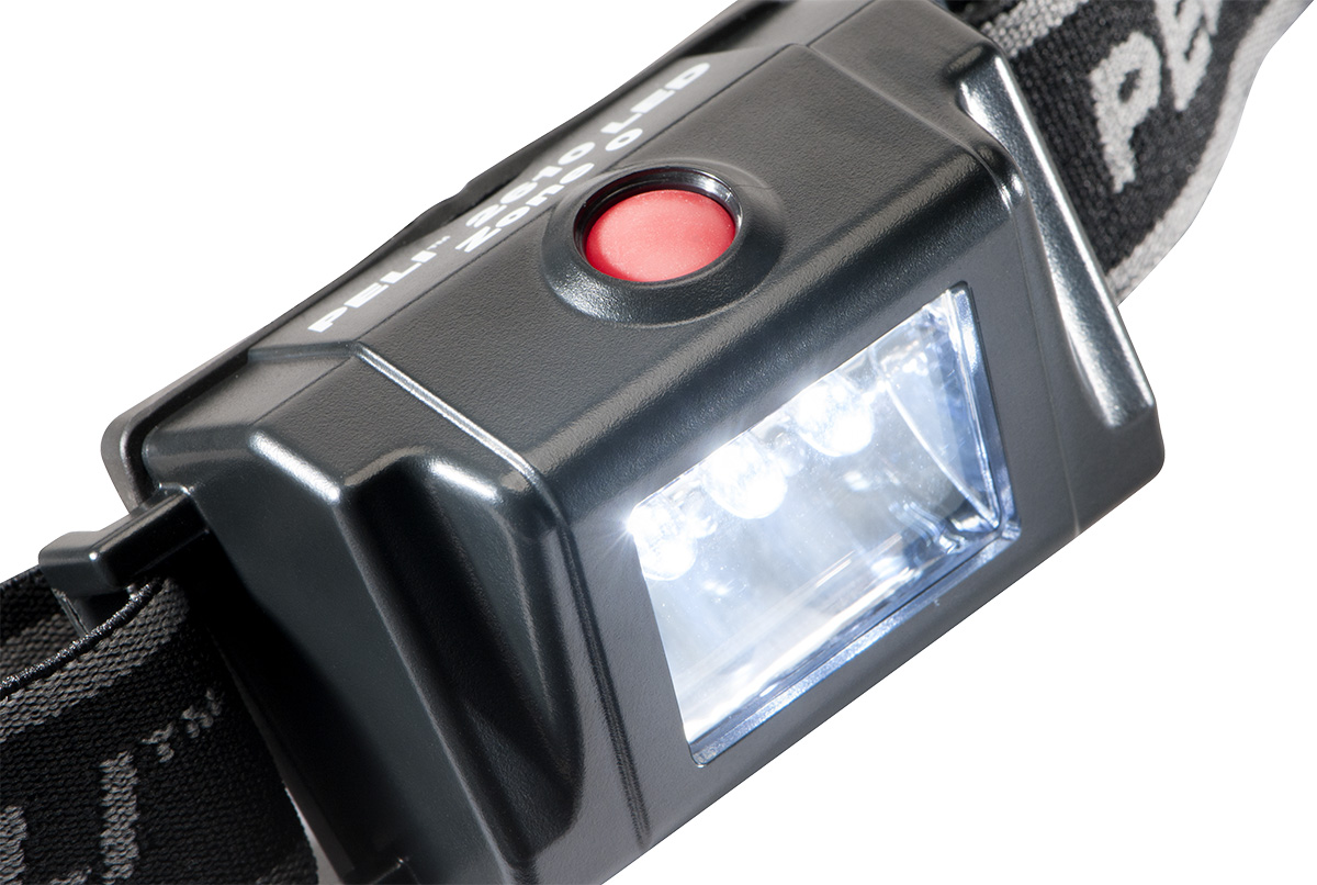peli 2610z0 high lumens led atex headlamp zone 0