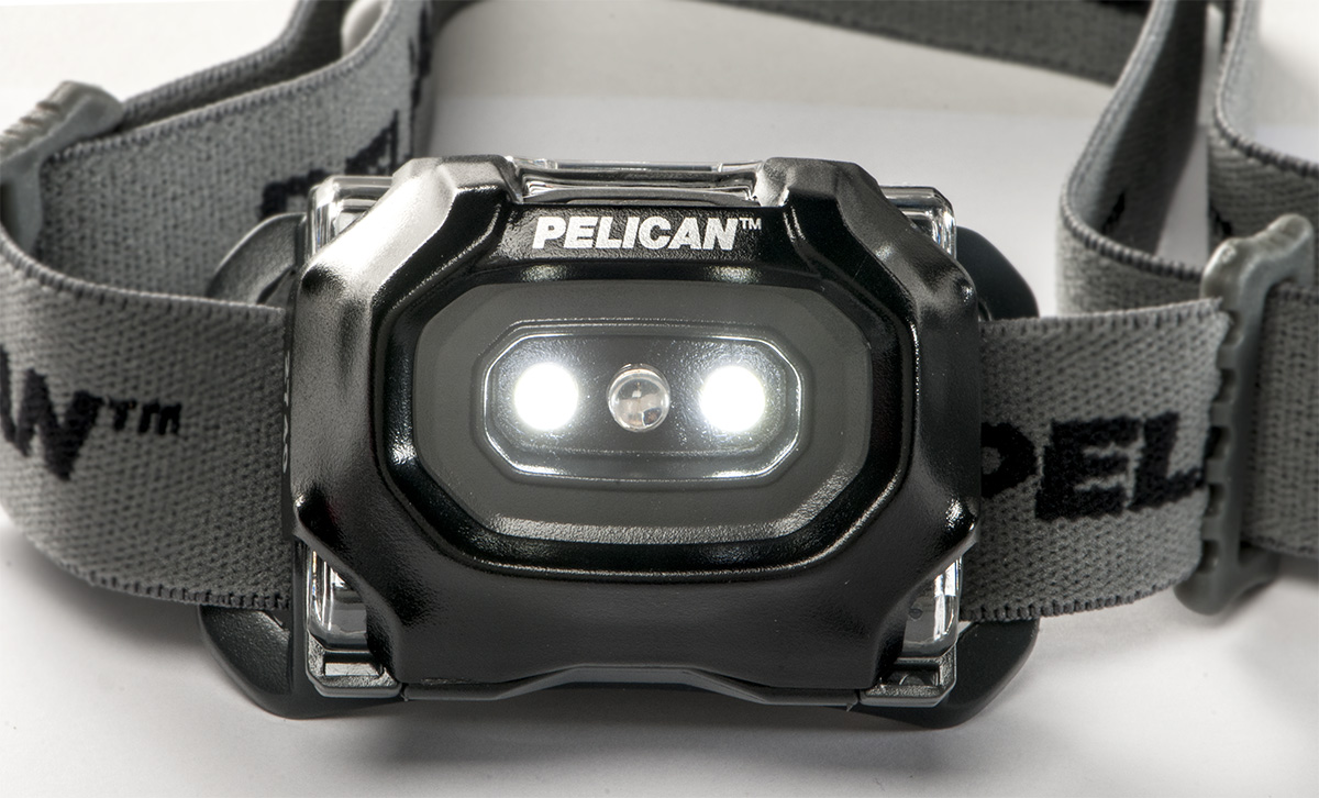 pelican brightest led head light lamp