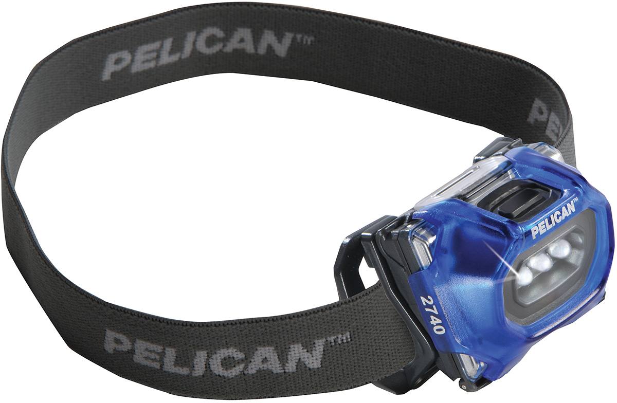 pelican led spot headlight hiking headlamp