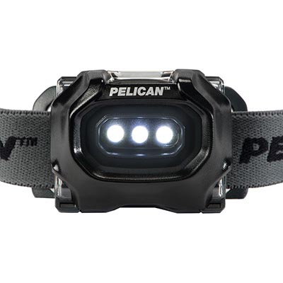pelican best bright led safety headlamp
