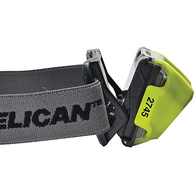 pelican tilting adjustable safety headlamp