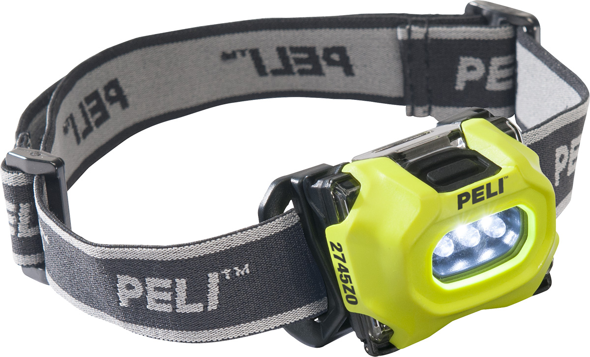 peli 2745 gen 2 zone 0 atex headlamp led