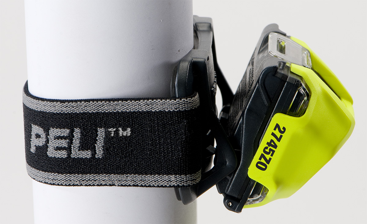 peli atex certified led safety headlamp zone 0