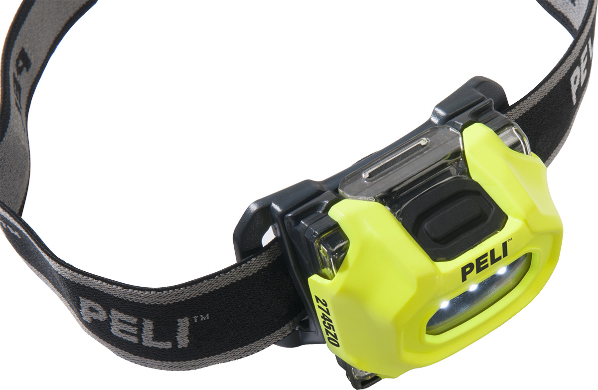 peli high lumens atex safety headlamp