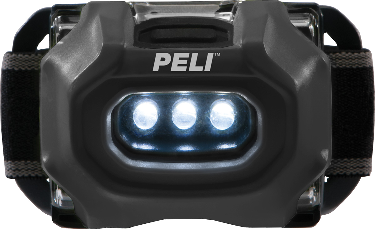 peli products very bright led headlamp