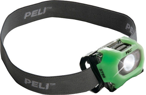 peli 2750 glow in the dark headlamp