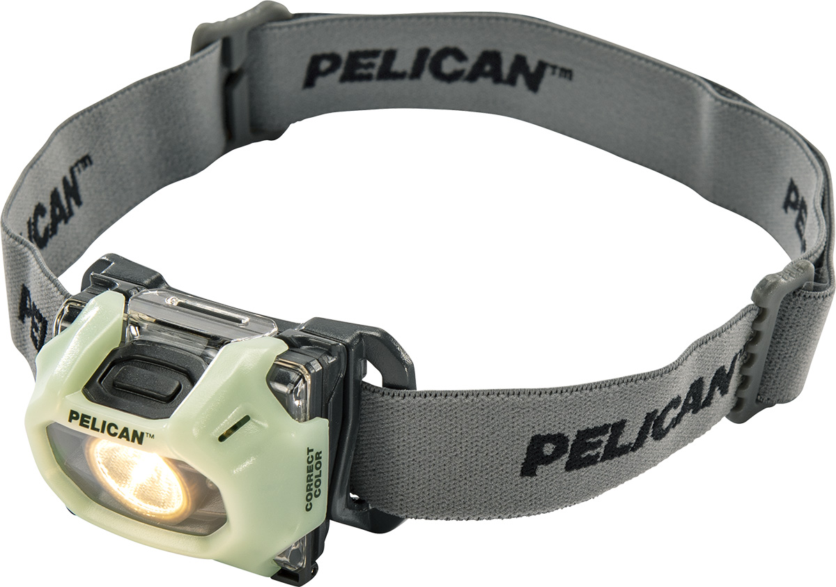 pelican 2750cc color correct headlamp led head lamp