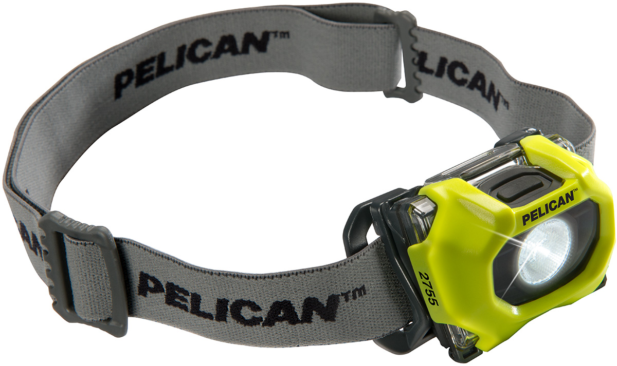 Pelican Peli Products 2755 High Lumens Led Headlamp Light