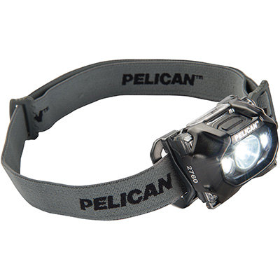 pelican 2760 lumens super bright hiking led headlamp