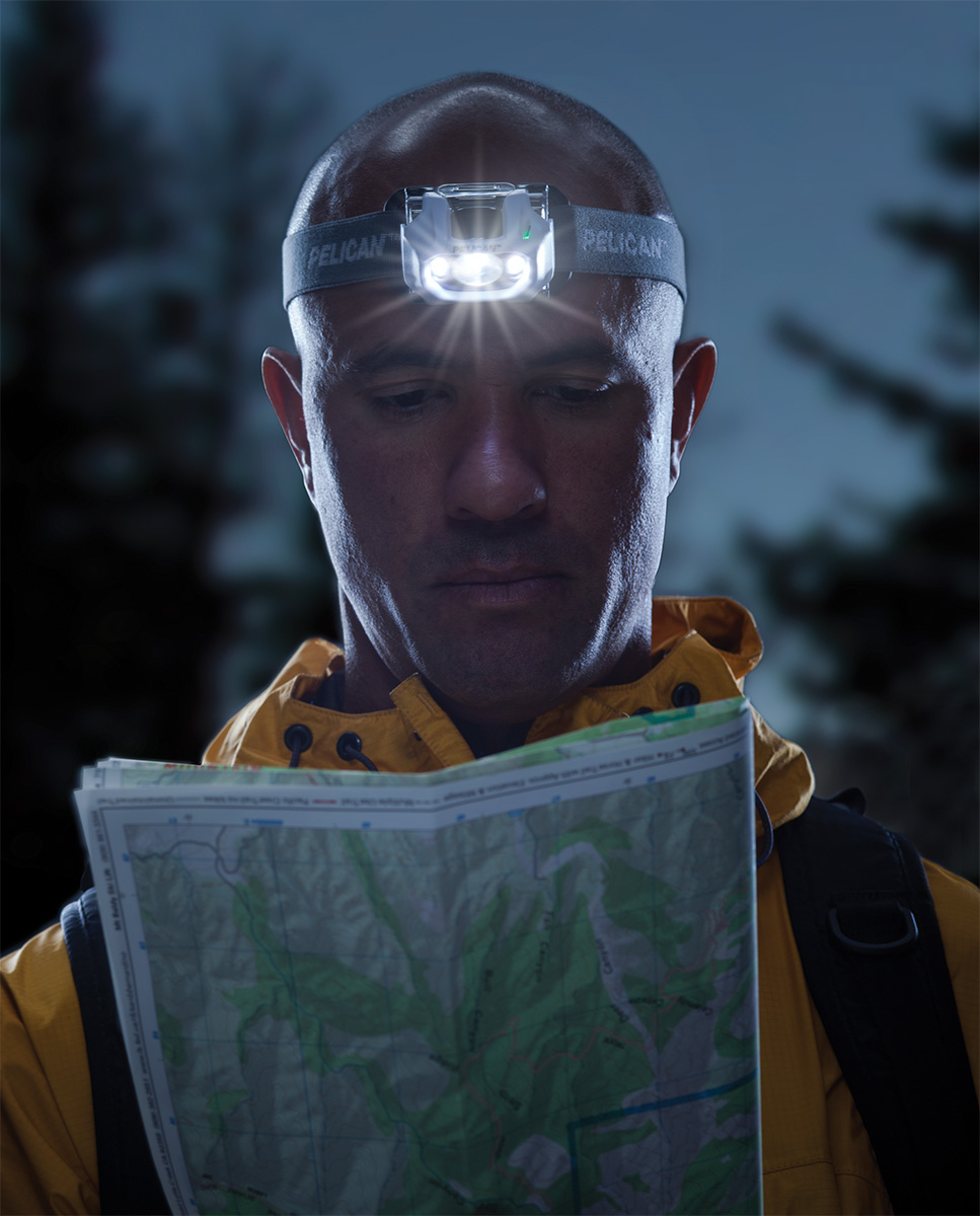 pelican 2760 highest lumens led camping headlamp