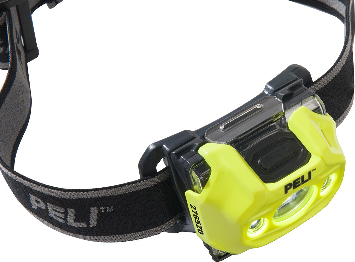 peli 2765z0 atex zone 0 headlamp led torch