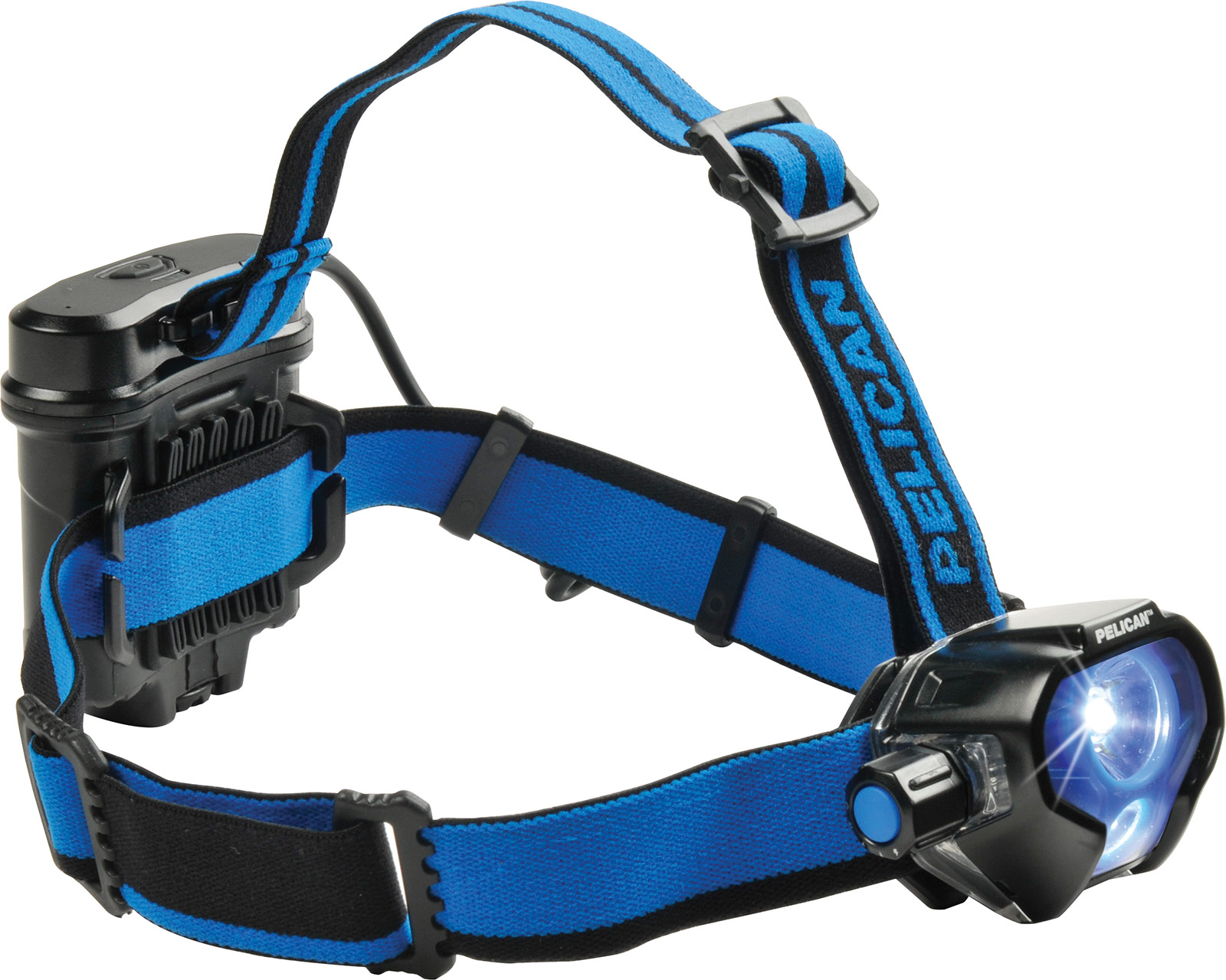 pelican 2780 interchangeable waterproof led headlamp