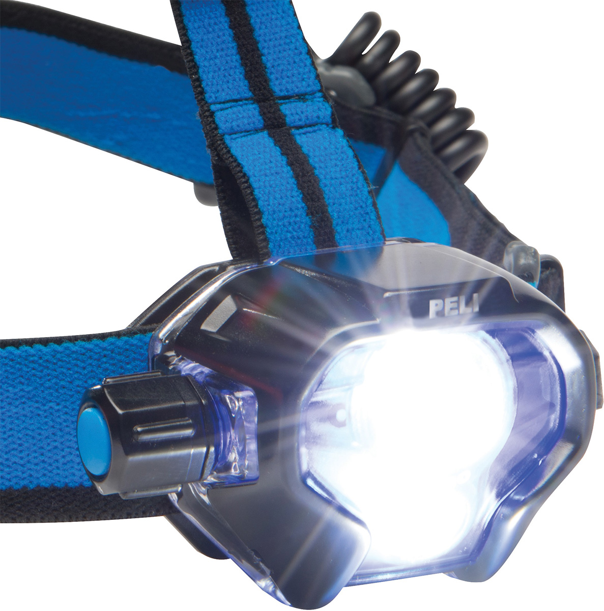 peli 2780r rechargeable super bright led headlamp