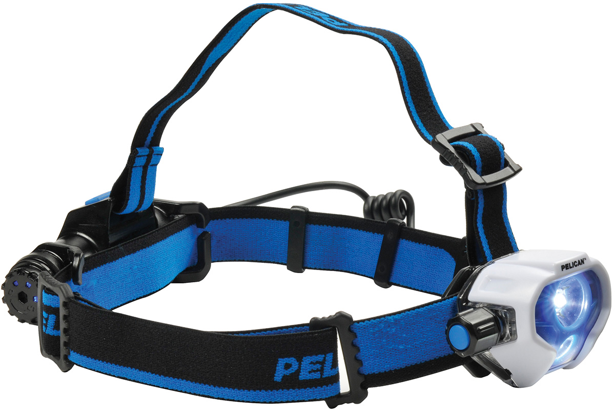 pelican 2780r rechargable bright led headlamp
