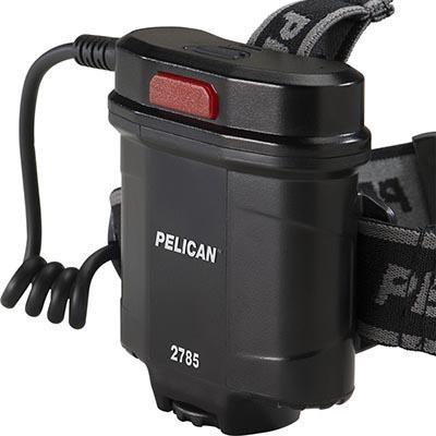 shop pelican led rechargeable headlamp 2785