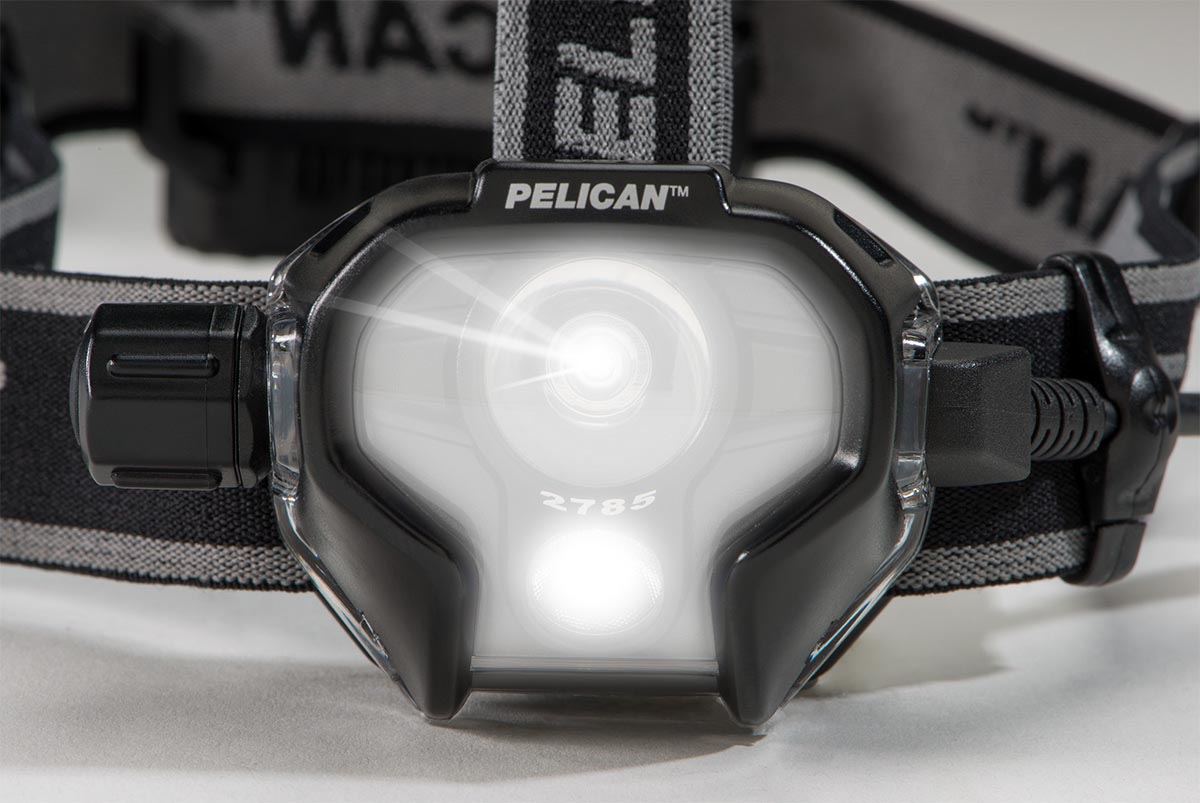 buy pelican safety class division led headlamp 2785